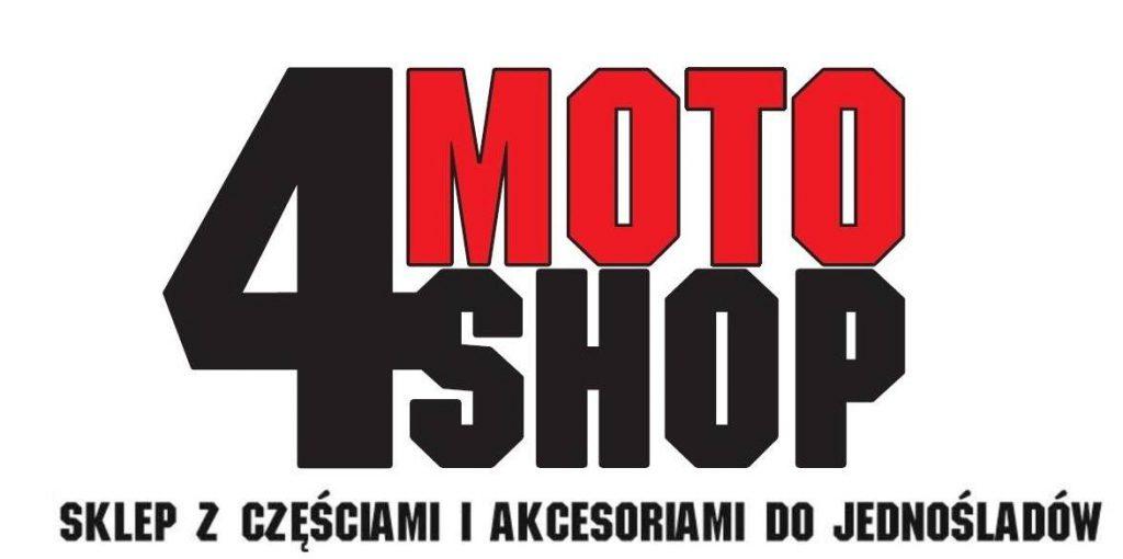 logo 4 moto shop wrocław